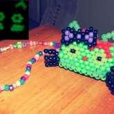 3D Zombie Kitty(: