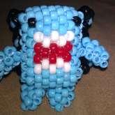 Small 3D Domo Bracelet :)