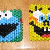 Cookie And Spongebob