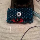My Elmo Coin Purse (Back)