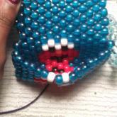 My Elmo Coin Purse (Inside)