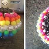 Rainbow UFO Cuff :3