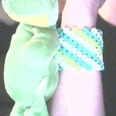 Simple Stripes With Froggy! :D