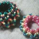 Two Of My 3D Bracelets