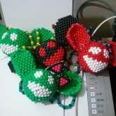 3D Kandi Deadmau5 Heads