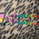 Rainbow Cursor Necklace!