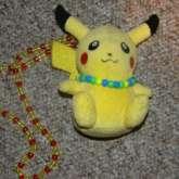 Pikachu Necklace <333