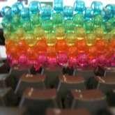 Rainbow Cuff.
