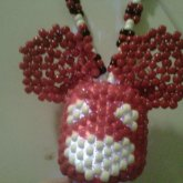Light Up Deadmau5 Necklace =)