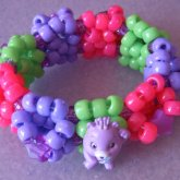 Mini Care Bear Cuff